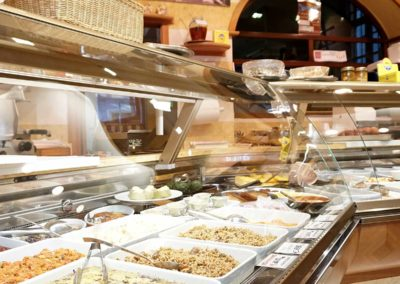 Interno negozio - Gastronomia Roby & Roby - Torino